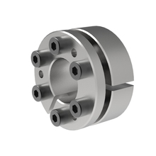Locking-Device Inner-Bore-Diameter Shaft Bushing with 18--50mm for Medium Torques Carbon-Steel
