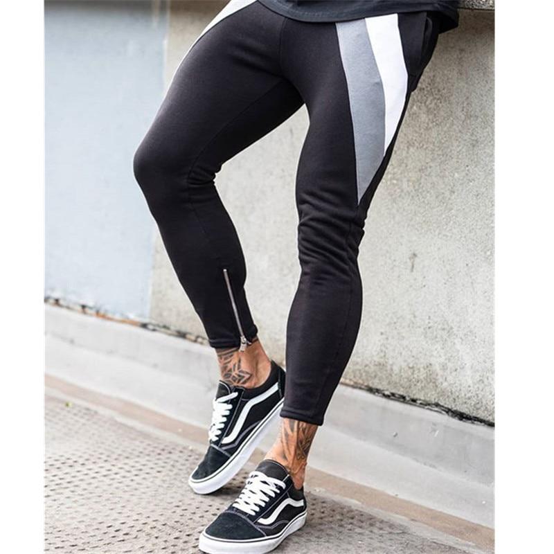 New Joggers Men Pants Mens Trousers Fitness Sweatpants 1