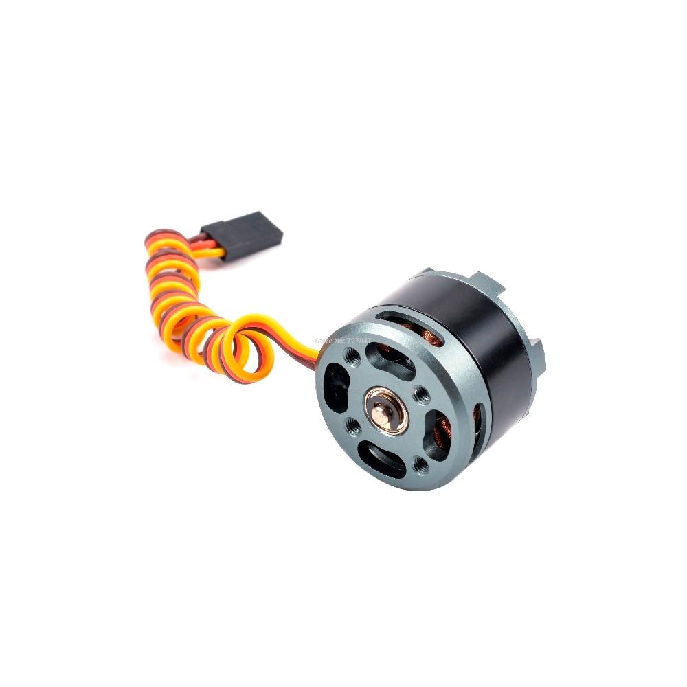 Бесщеточный карданный двигатель 2208 80KV/2204 260KV/2804 140KV/2805 140KV для Gopro CNC цифровая камера крепление FPV - Цвет: 2208 80KV 1pcs
