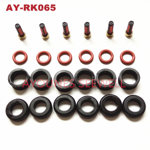 Image 2 - Groothandel 6 Sets Brandstof Injector Reparatie Kits Fit Mitsubishi MD319790 MD319791 MD319815 MD352587 CDH210 AY RK065