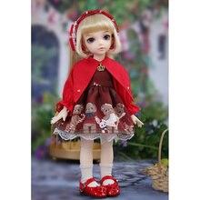 Fairyland Littlefee Chloe 1/6 bebek BJD Fullset FL modeli kız erkek gözler yüksek kaliteli oyuncak dükkanı reçine Luts LCC Lati