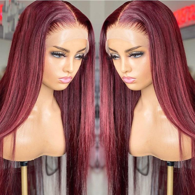 mulheres com cabelo do bebê natural hairline perucas diárias