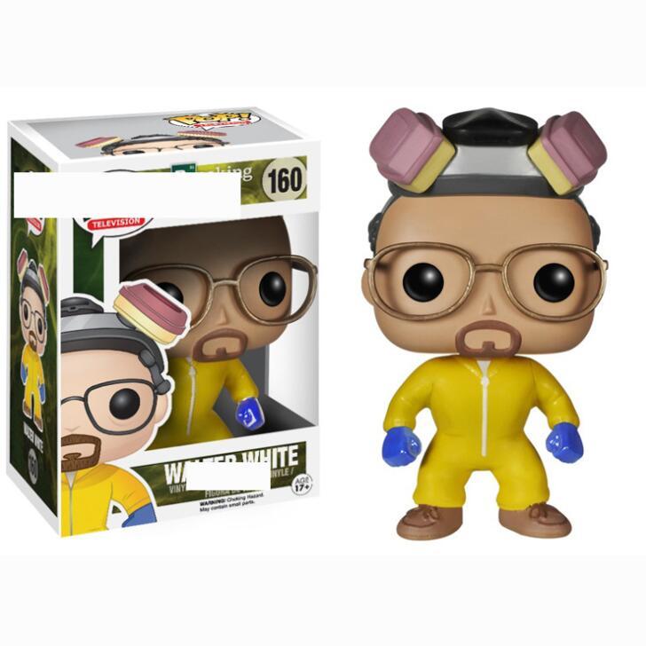 FUNKO POP Breaking Bad HEISENBERG Walter White Action Figure Model Kids Toys UK