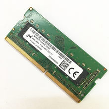 Micron DDR4 8 Carneiros GB 1RX8 PC4-2400T-SA1-11 DDR4 8GB de memória Portátil 2400MHz