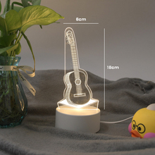 3D LED Lamp Creative 3D LED Night Lights Novelty Illusion Night Lamp 3D Illusion Table Lamp For Home Decorative Light 3d led lamp creative 3d led night lights novelty illusion night lamp 3d illusion table lamp for home decorative