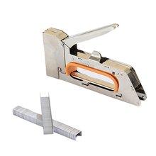 1008F ручной пистолет для ногтей трехцелевой кодовый пистолет для ногтей газовый пистолет для ногтей u-образный гвоздь захват масляной живописи Мартин пистолет с гвоздем