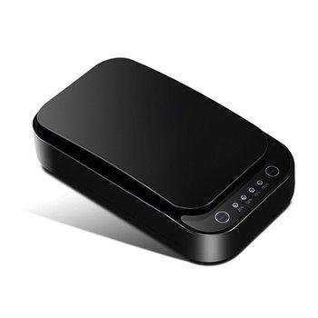 Smart Nano-Coated Mobile Phone Mask Ultraviolet Sterilizer UV Phone Sterilizer Box Personal Disinfection Cabinet