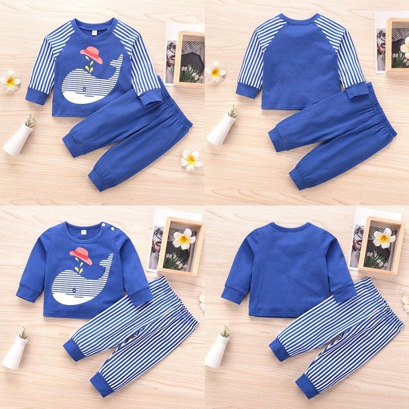Комплекты одежды для малышей осенний костюм Одежда мальчиков