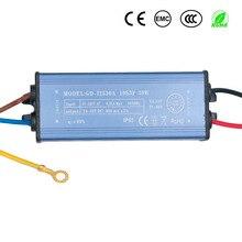 Светодиодный драйвер для источника питания s, 30 Вт, 50 Вт, 100 Вт, 150 Вт, 300 мА, 600 мА, 900 мА, трансформатор постоянного тока, контроль напряжения, освещение