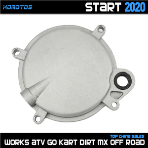 YX 150cc 160cc Engine Clutch Cover Right Side Cover For YinXiang 1P60FMJ 1P60FMK Horizontal Kick Starter Engines Dirt Pit Bikes(China)