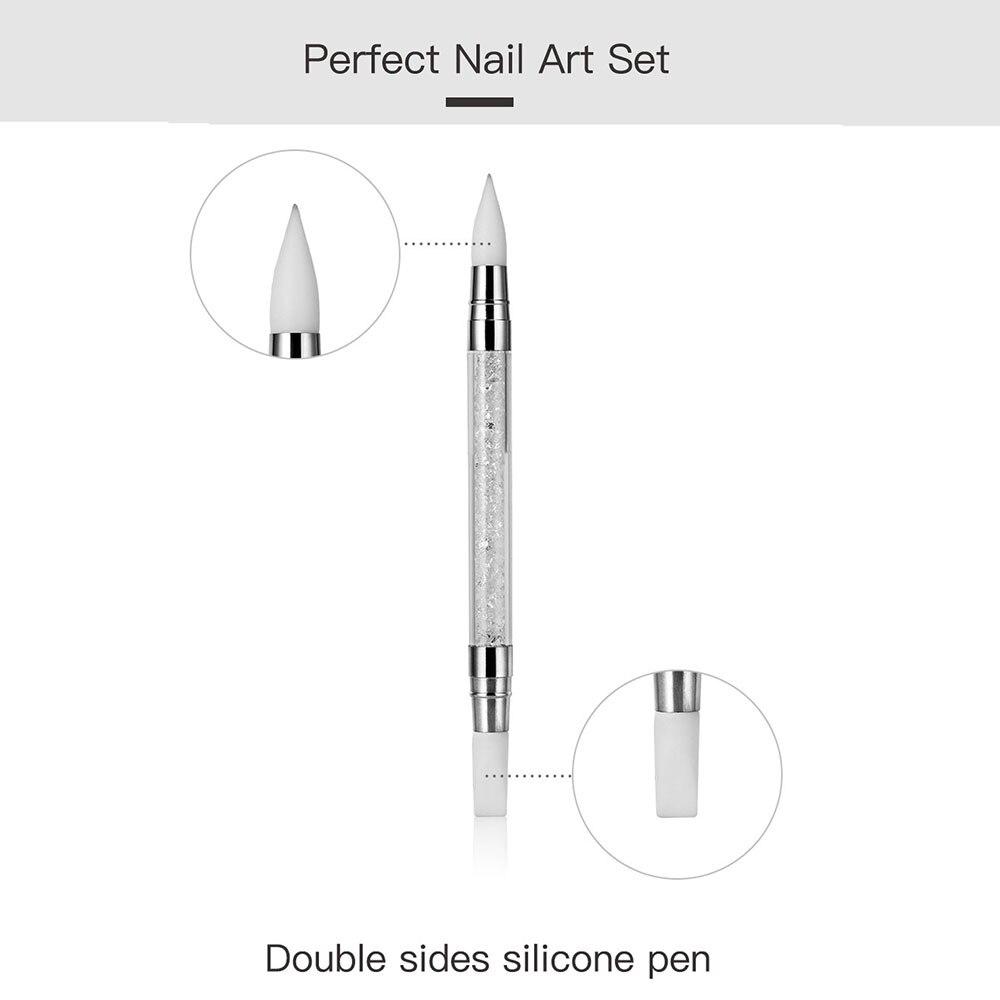 estrelado transferencia papel decalque diy unhas arte manicure ferramentas 03