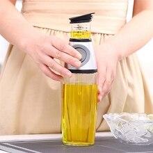 Кухня Стекло соусник оливковое масло уксус Диспенсер заливщик бутылка Пособия по кулинарии инструменты