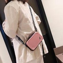 Роскошные ручные сумки для женщин 2020 новый чемодан Форма модные