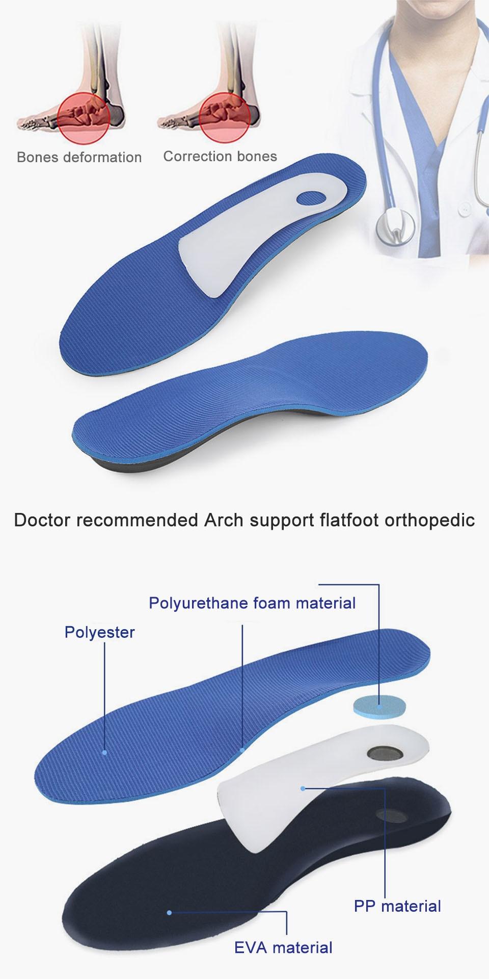 Man/&Woman Gel Plantar Fasciitis Heel Support Pad for Shoes Stop Heel Pain