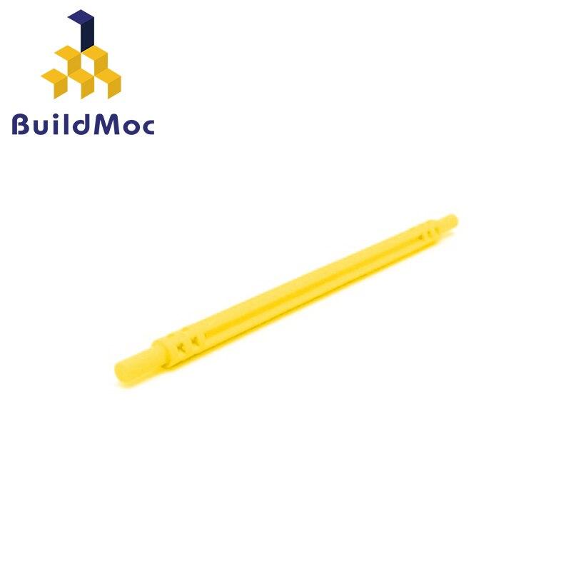 BuildMOC Compatible Assembles Particles 32200 1x12 Flexible Shaft For Building Blocks Parts DIY Educational Gift Toys