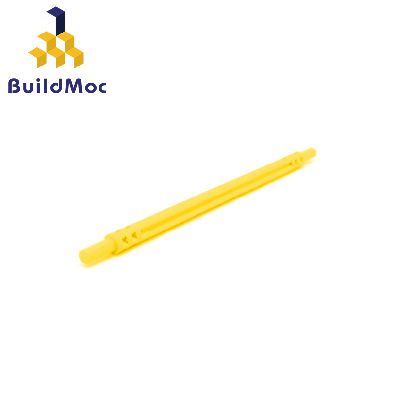 BuildMOC Compatible Assembles Particles 32200 1x12 flexible shaft For Building Blocks Parts DIY Educational gift Toys image