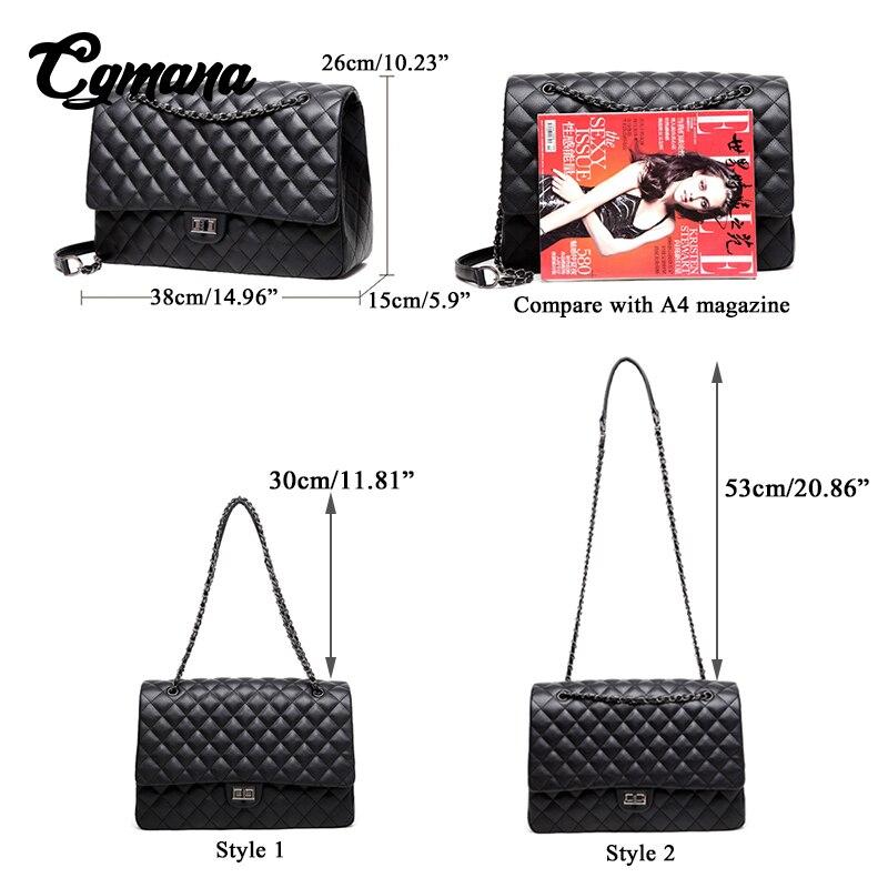Large Capacity Bag For Women 2019 Large Shoulder Bag Women Travel Bags Quality Leather Bag Female Luxury Handbags Bolsa Feminina (black)