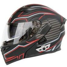 Motorcycle helmet Motorcycle Bluetooth helmet Road racing