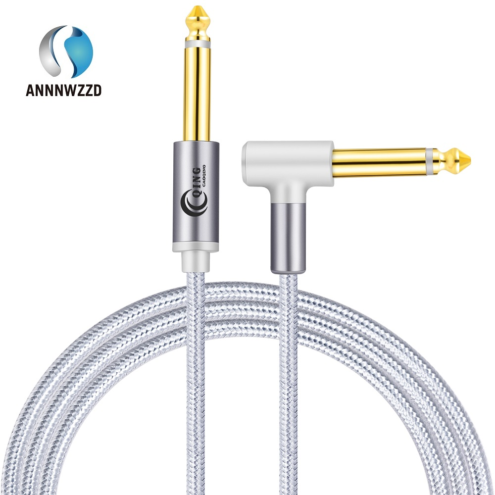 Guitar Lead cable 6.35mm 1/4