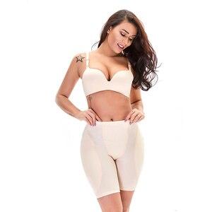 Image 5 - Fake Butt Lifter Shapewear Buttocks Padded Panties Fajas Panty Shorts Liposuction Garment Thigh Trimmer Shape Wear Hip Enhancer