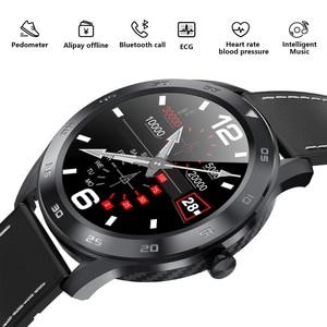Image 3 - AZiMiYO DT ساعة ذكية مقاوم للماء IP68 معدل ضربات القلب دعم جهاز التتبع لتحديد المواقع رجل الرياضة المقتفي SmartWatch ل أندرويد IOS