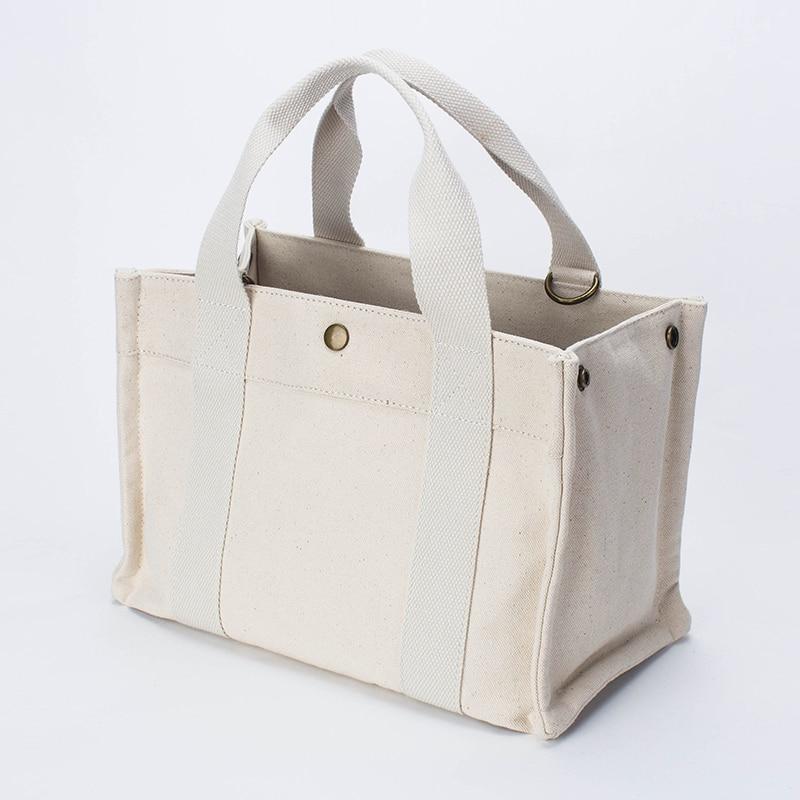 Shoulder Bag Casual Canvas Bag Messenger Bag Handbag Women Bag Tide Tote Bag Women