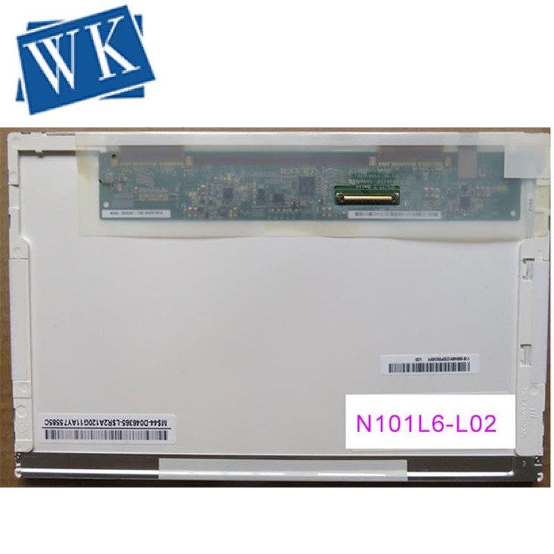 B101AW03 LTN101NT02 LTN101NT06 N101L6 L02 LP101WSA tla1 для acer Aspire one D150 NAV50 KAV10 KAV60 ZG8 ЖК экран