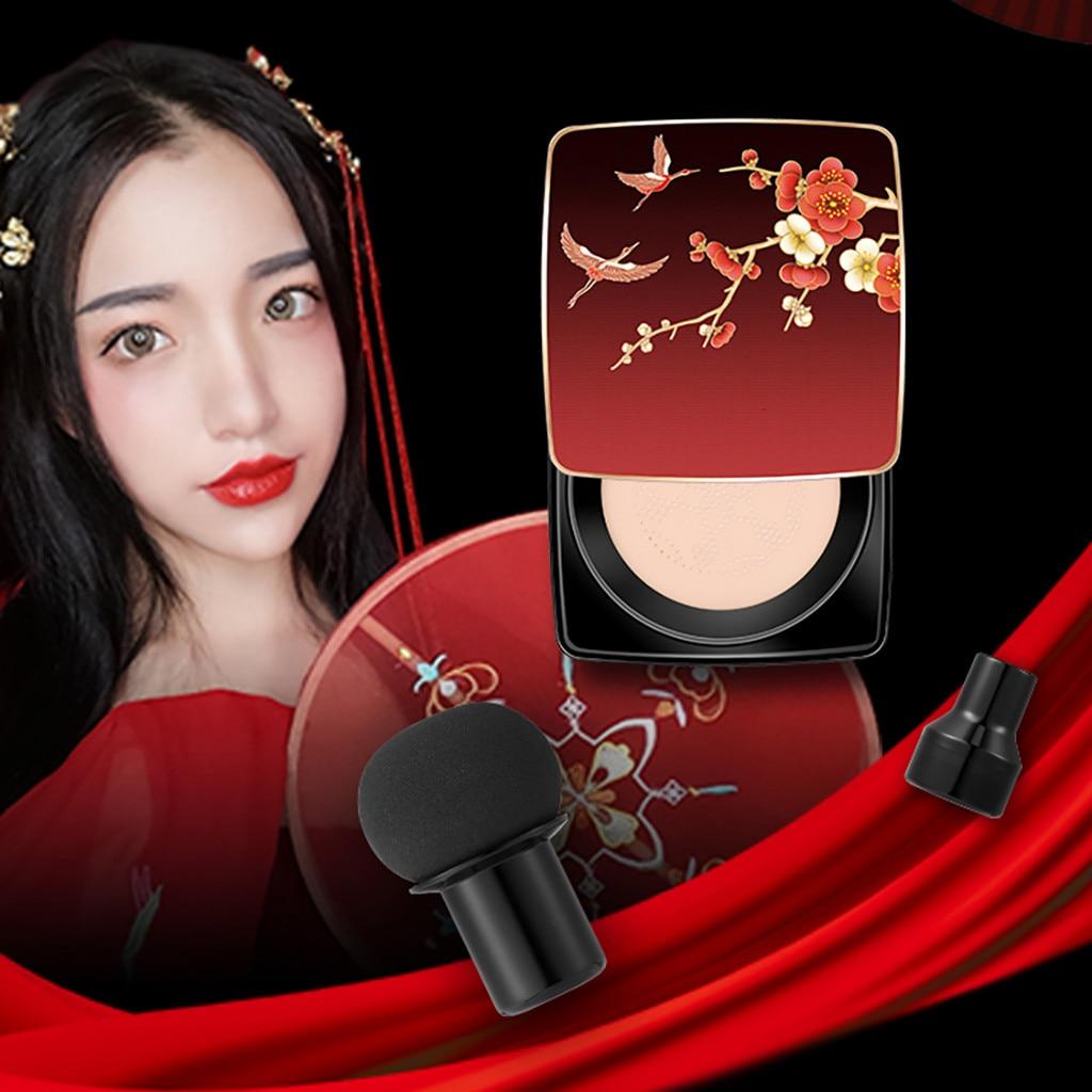 Air Cushion BB Cream Moisturizing Concealer Isolation Plain Nude Makeup Makeup Waterproof Whitening Concealer Cosmetics