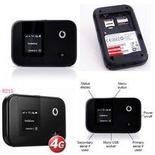 Оригинальный разблокированный Huawei R215 4G LTE FDD150Mbps беспроводной модем PK HUAWEI E5372 R216 E5573