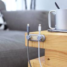 Магнитный органайзер для кабелей устройство хранения данных