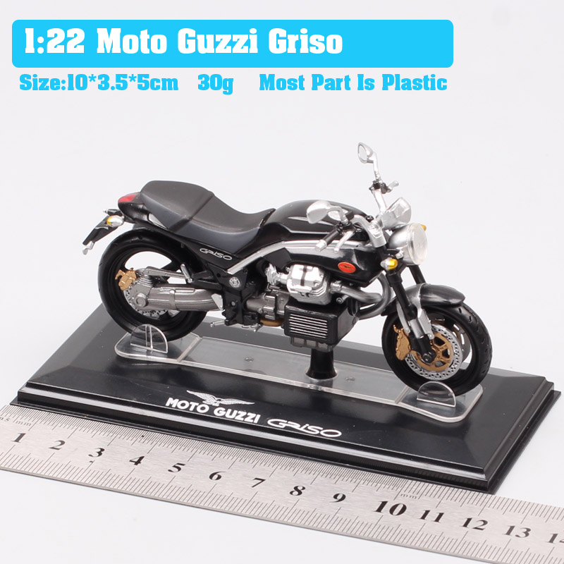 MG Moto Guzzi Griso Motorcycle 8