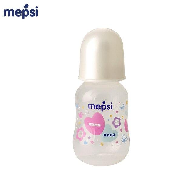 Бутылочка для кормления MEPSI 125 мл, 0+