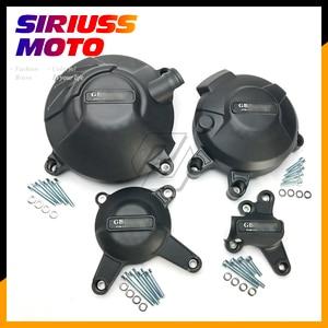 Image 1 - Couvercle de Protection pour moteur de moto, couvercle dalternateur pour GB Racing pour YAMAHA MT 09, FZ 09, TRACER, 2014 et 2019