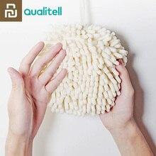 Youpin Bola de toalla de manos Super absorbente, de secado rápido, suave al tacto, previene el crecimiento bacteriano, para la salud del niño