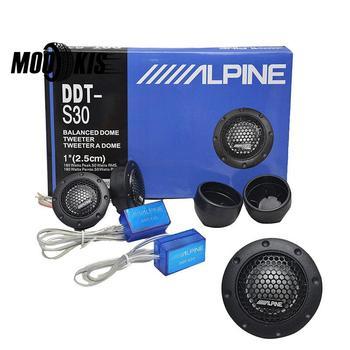 Alpine DDT-S30-altavoz Crossovers, domo Coche equilibrado, 25MM, 1