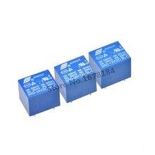 Relais SRD 05VDC SL C SRD 09VDC SL C SRD 12VDC SL C 5V 9V 12V 24V, 10a 250V ac, 50 pièces/lot, 5 broches T73