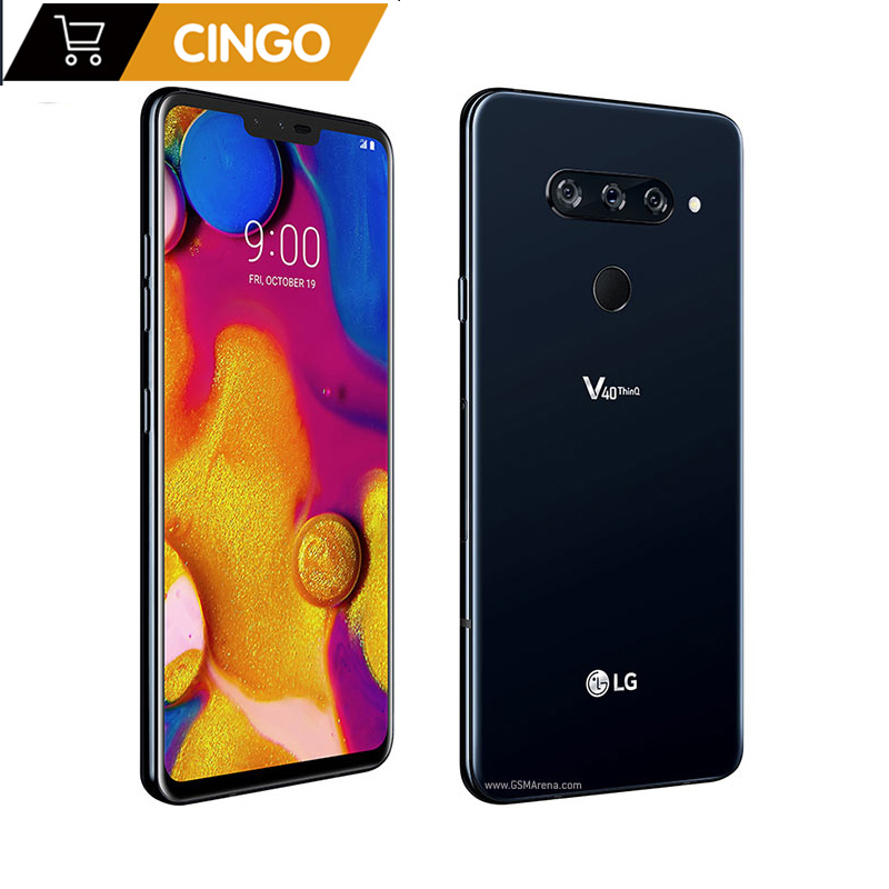 Original LG V40 ThinQ 6.4