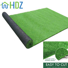 WHDZ 2 × 5M Outdoor Artificial Grass Mat, Indoor Outdoor Landscape Decoration, Lawn Turf Synthetic Rugs Mat