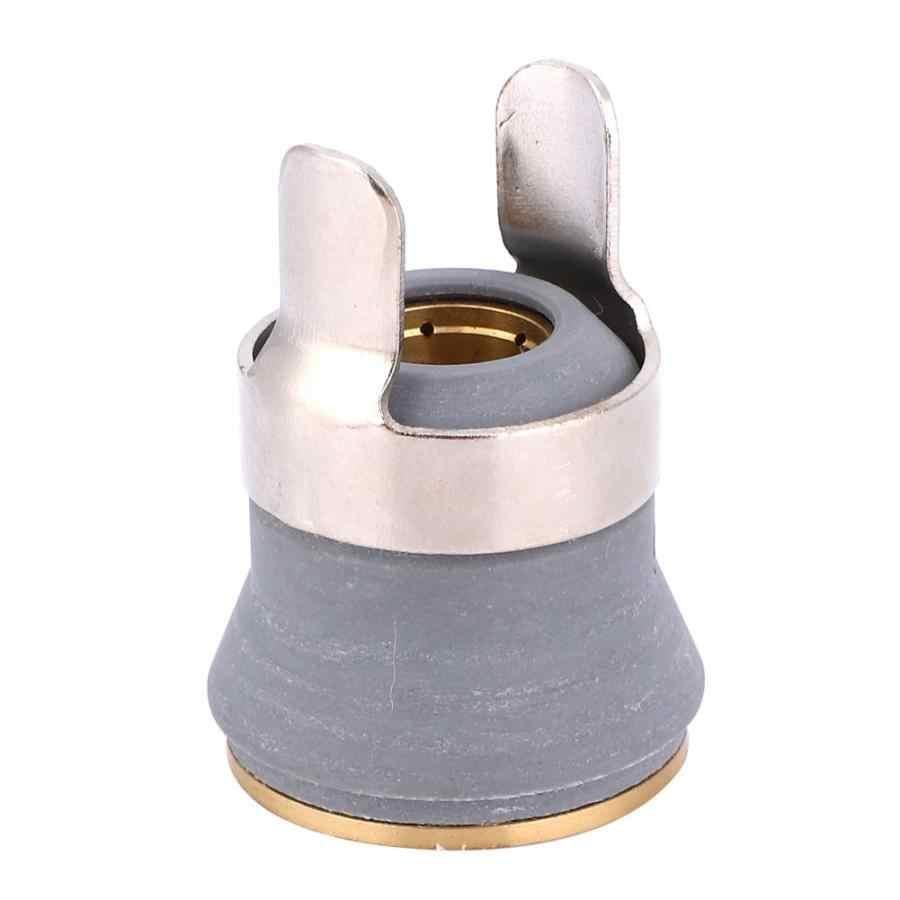 22 Chiếc PT60 PT40 Plasma Đèn Pin Bị Tiêu Thụ 1.0Mm Đầu Điện Cực Shield Cup Đứng-Off Plasma Điện Cực