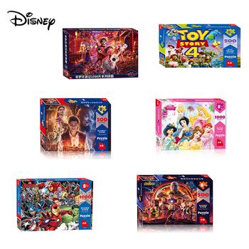 Disney Puzzle 3D 500 1000 sztuk Puzzle Halloween Puzzle dla dzieci Puzzle edukacyjne dla dzieci Puzzle fluorescencyjne dla dorosłych nowość tanie i dobre opinie CN (pochodzenie) Unisex 13-24 miesiące 2-4 lata 5-7 lat 8-11 lat 12-15 lat STARSZE DZIECI 6 lat 8 lat 3 lat 3 lat