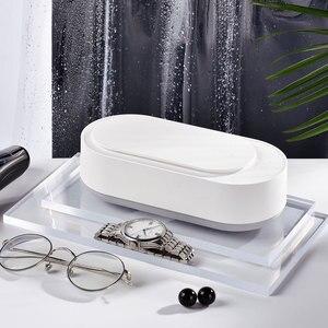 Image 5 - Xiaomi máquina de limpieza por ultrasonidos EraClean, limpiador de vibración de alta frecuencia, 45000Hz, lavado de joyas, gafas, anillos de reloj