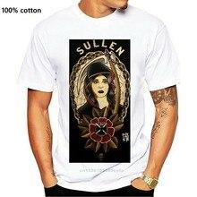 T-Shirt Sullen da uomo camere Reaper nero 5XL abbigliamento Hip Hop T-Shirt in cotone manica corta Top Tee Tee Shirts Hipster o-collo