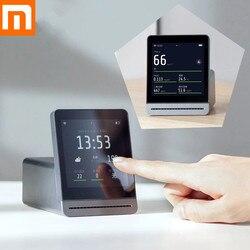 Xiaomi Mijia ClearGrass detektor powietrza Retina ekran dotykowy IPS telefon komórkowy dotykowy pracy w pomieszczeniach na zewnątrz jasny trawa Monitor powietrza 1