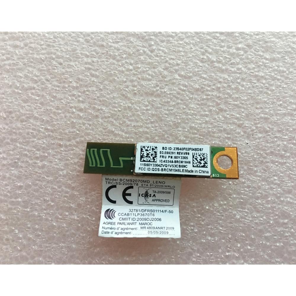 Novo 4.0 Original Bluetooth Lenovo ThinkPad X230 X230i T430i T430 T430s T530i T530 L430 W530 L530 X230T X220T 60Y3305 60Y3303