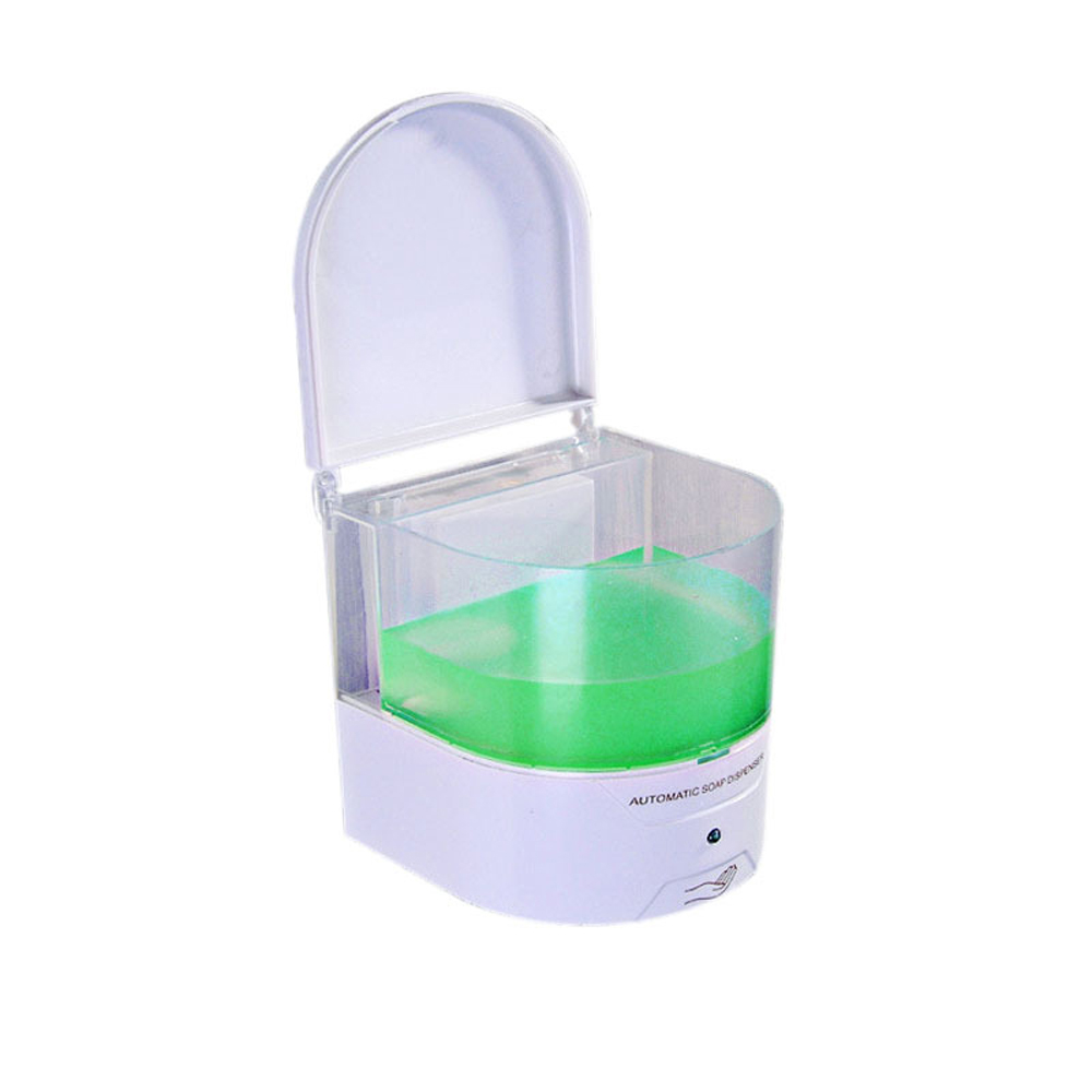 Soap Dispenser Wall-mounted 600ml Automatic Smart Sensor Liquid  For Bathroom Kitchen Hand Free Automatic Soap Dispenser