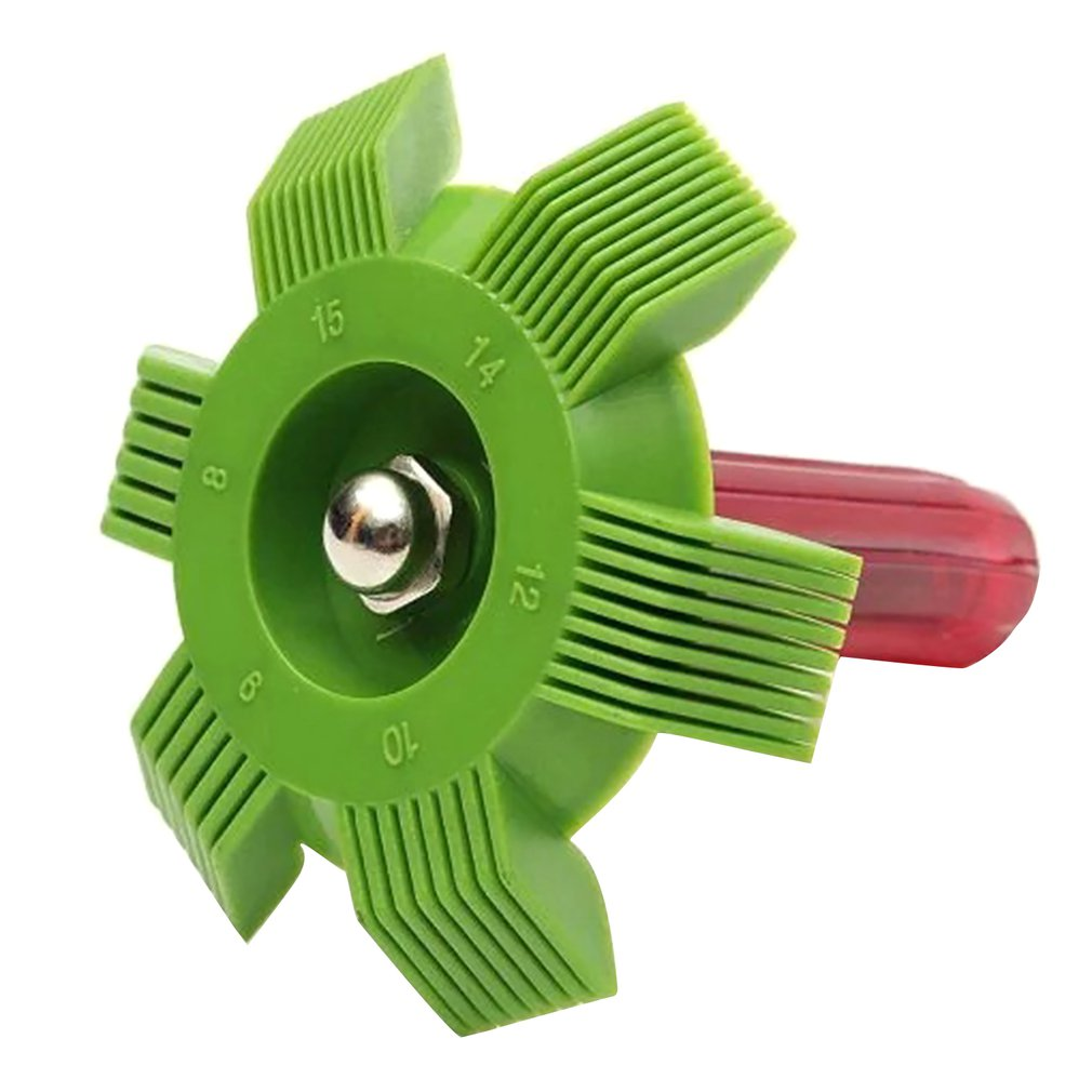 Universal Plastic Car A/C Radiator Condenser Evaporator Fin Straightener Coil Comb For Auto Cooling System Tool