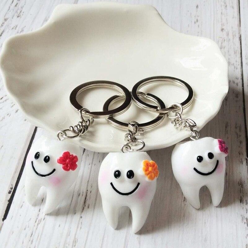 Dentaire dentiste Assistant Dents Boucles d/'oreilles dent fille Argent Bijoux Cadeau 1 Paire