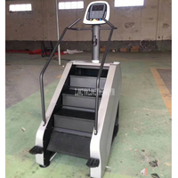 Magnetic Control Fitness Mountaineering Machine Fitness Gym Staircase Treadmill Step Climbing Machine Indoor Sport Equipment