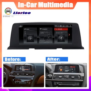 Image 2 - 6 Core Android System Update Car GPS For BMW 6 Series F12 2013~2017 Autoradio Navigation Car Multimedia
