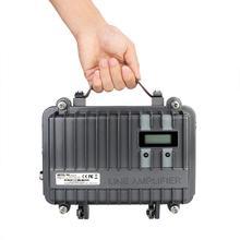 Repetidor Mini analógico completo y doble personalizable RETEVIS RT97 repetidor de Radio de dos vías 10W UHF (o VHF) repetidor para Walkie Talkie